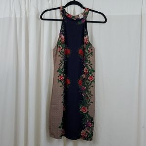 ONE CLOTHING Patterned Dress